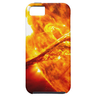 Sun Eruption - Giant Prominence iPhone 5 Covers