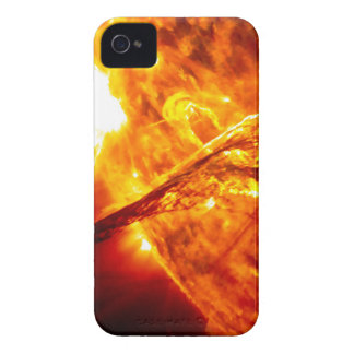 Sun Eruption - Giant Prominence iPhone 4 Covers