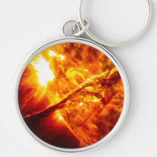 Sun Eruption - Giant Prominence Key Chain