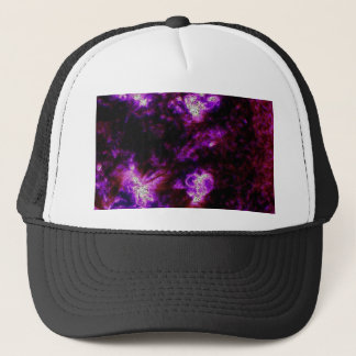 Sun eruption trucker hat