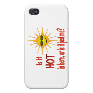 Sun: ¿Es caliente adentro aquí? iPhone 4 Cobertura