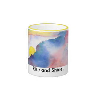 Sun Exaltation cup, Rise and Shine! Mug