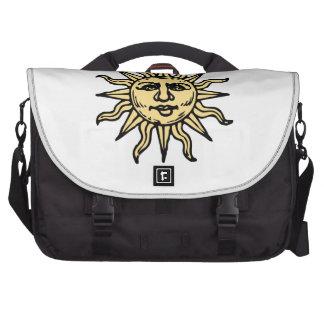Sun Face Commuter Bags