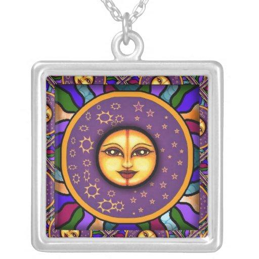 Sun Face - SRF Custom Necklace