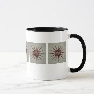 SUN FACES mug