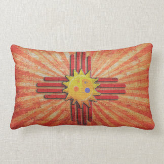Sun Faded New Mexico Pillow