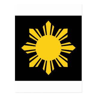 Sun filipino postal