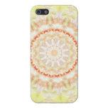 Sun Fire Mandala kaleidoscope iPhone 5/5S Cover