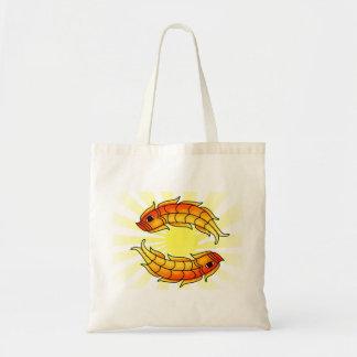 Sun Fish Canvas Bags