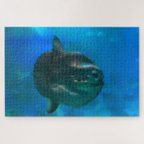 Sun Fish. Jigsaw Puzzle