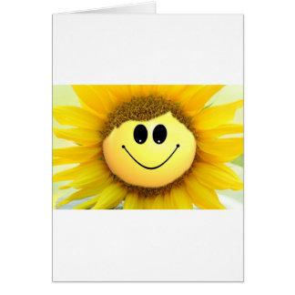 sun-flower-865 tarjeta de felicitación