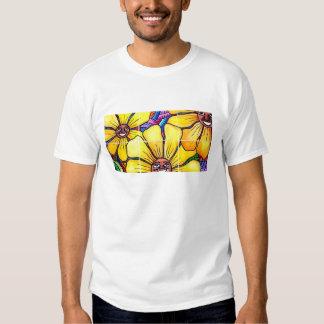 Sun Flower and Friends 2 T-shirt