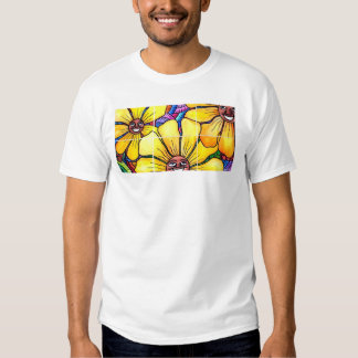 Sun Flower and Friends 2 Tee Shirt