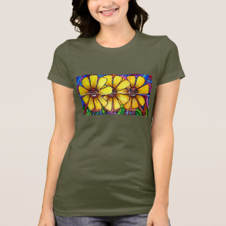Sun Flower and Friends T-Shirt