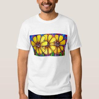 Sun Flower and Friends Tee Shirt