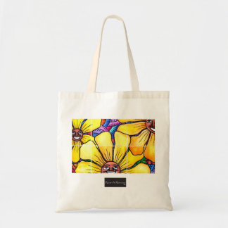 Sun Flower and Friends Tote 2