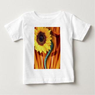Sun Flower Baby T-Shirt
