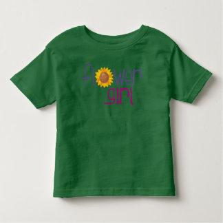 Sun Flower Girl T-shirt