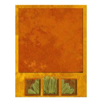 Sun Flower Letterhead Design