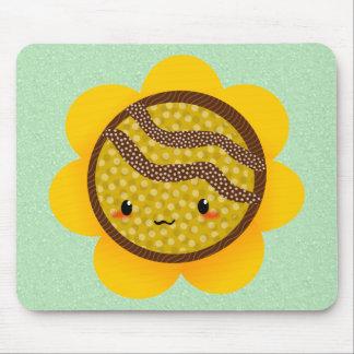 sun flower mousepads