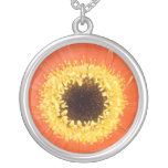 Sun Flower Personalized Necklace