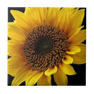 Sun Flower Ceramic Tile
