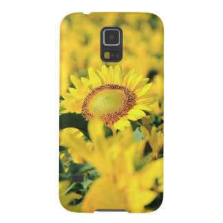 Sun Flowers Cases For Galaxy S5