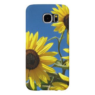 Sun flowers galore! samsung galaxy s6 case