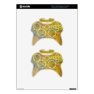 Sun Flowers Xbox 360 Controller Skin