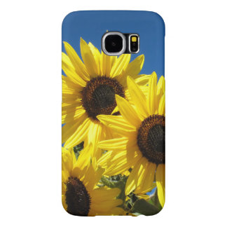 Sun flowers Yes! Samsung Galaxy S6 Cases