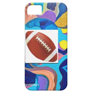 Sun Football iPhone SE/5/5s Case