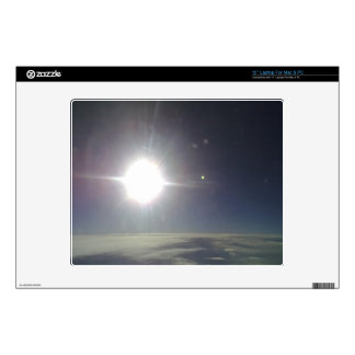 Sun form the sky decal for laptop
