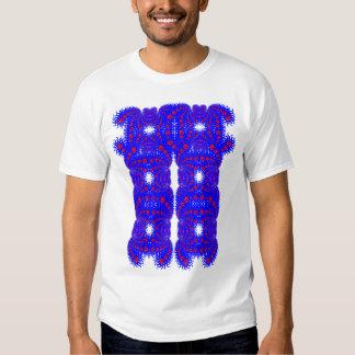 Sun fractal shirt
