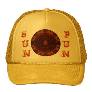 Sun Fun Cap Trucker Hat