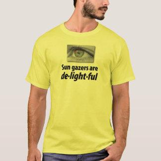 Sun gazers are de.light.ful T-Shirt