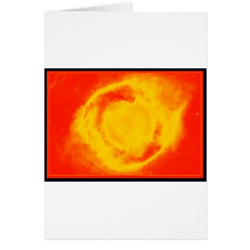 Sun Glare Greeting Card