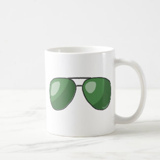 Sun Glasses Coffee Mug