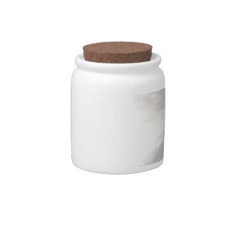 Sun Glow Candy Jar