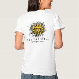 SUN  GODDESS  Kapalua Beach, Hawaii T-Shirt