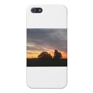 Sun Going Down Case For iPhone 5