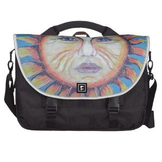 Sun hace frente bolsas de portatil