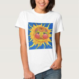 Sun hace frente, Vertumnus-Inspirado Playeras