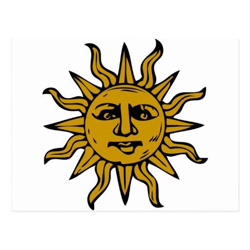 Sun heráldico
