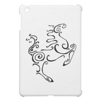 Sun Horse Black iPad Mini Covers