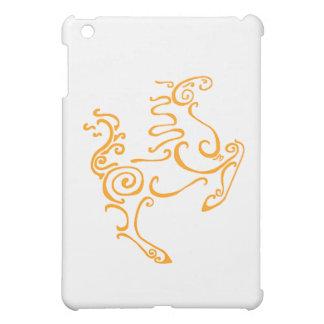 Sun Horse Orange iPad Mini Cover