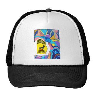Sun Hot Surface Trucker Hat