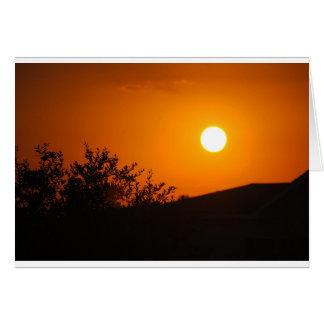 Sun Images Card