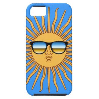 Sun in Shades iPhone 5 Case
