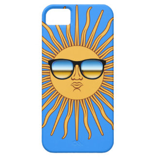 Sun in Shades iPhone 5 Covers