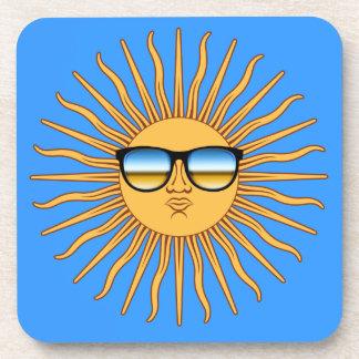 Sun in Shades Coaster
